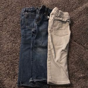 18-24 month Baby Gap Jeans